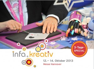 Infa Kreativ Messe Hannover